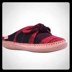 NEW TOM's Shoes Ivy indoor/outdoor felt mules